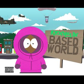 Kenny In Basedworld EP Jon World front cover