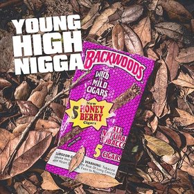 Young High Nigga Dj ShowOutTime front cover