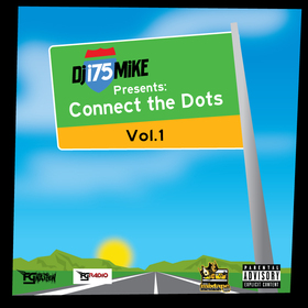 Connect The Dots Vol. 1 DJ Cassius Cain front cover