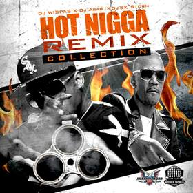 Hot Nigga Remix Collection  DJ Wispas front cover