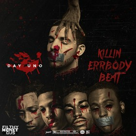 Killin Errbody Beat Day Uno front cover