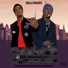 DO NUMBAS 2200 front cover