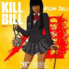 Kill Bill Vol. 1 Asian Da Brat front cover