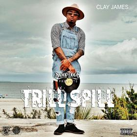 Trill Spill Clay James front cover