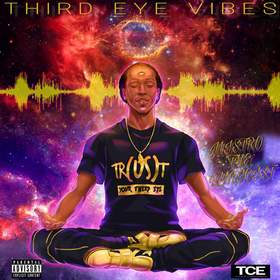 Third Eye Vibes Mistro The Lyricist front cover