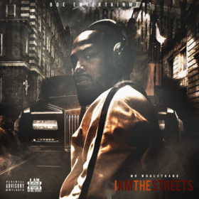 I AM THE STREETS Mr. WholeThang front cover