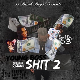 Young Boss Shit 2 Zone10Gee  front cover