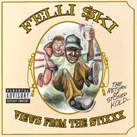 Views From The Stixxx Felli $ki front cover