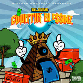 Countin Ble$$inz Ble$$ front cover
