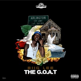 THE G.O.A.T Biig Lee front cover