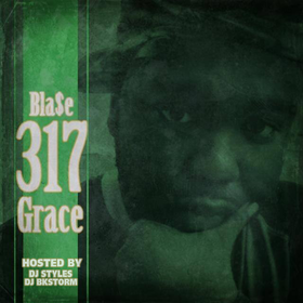 317 Grace Bla$e front cover