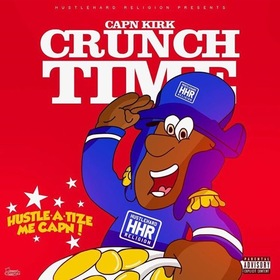Crunch Time Capn Kirk front cover