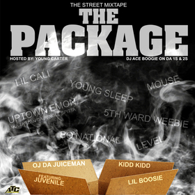 Tha Package DJ AceBoogieNola front cover