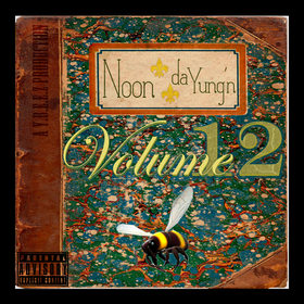 Volume 12 Noon Orleanz front cover