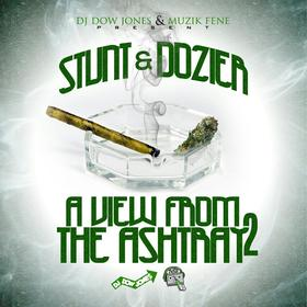 A View From The Ashtray 2 Stunt N Dozier front cover