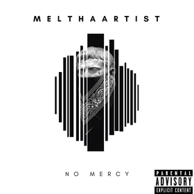 No Mercy MelThaArtist front cover