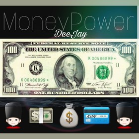 MoneyPower DJROME front cover