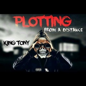 King Tony : Plotting From A Distance Aristotle front cover