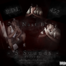 5 Sounds (EP) Nast B front cover