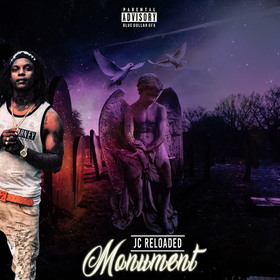 Monument JC Reloaded front cover