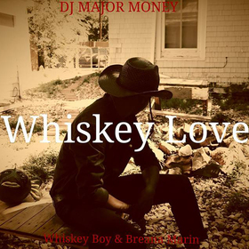 Love Whiskey Boy front cover