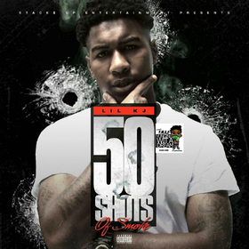 LilKJ - 50 Shots Of Smoke TyyBoomin front cover