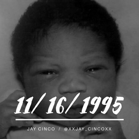 11/16/95 Jay Cinco front cover