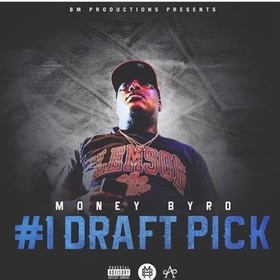 #1DRAFTPICK MONEY BYRD front cover
