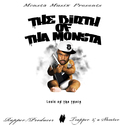 The Birth Of Tha Monsta #losieonthatrack front cover