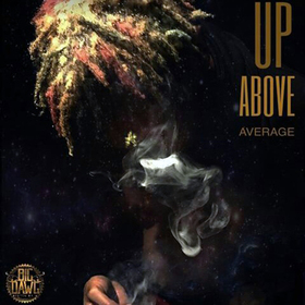 Up Above Average (No DJ) Day1 Cassh front cover