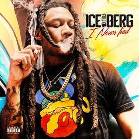 I Never Lied Ice Billion Berg front cover