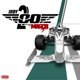 Indy 200 DJ MarcB front cover