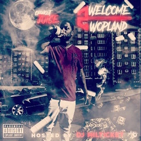 Welcome 2 wopland Cashout Juice front cover
