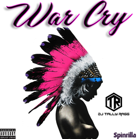 War Cry DJ Tally Ragg front cover