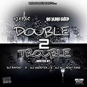 Double Trouble 2 Klepac front cover