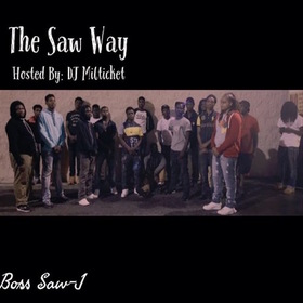 THE SAW WAY Boss saw-j front cover