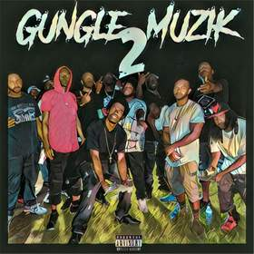 Gungle Muzik 2 Boss Click front cover