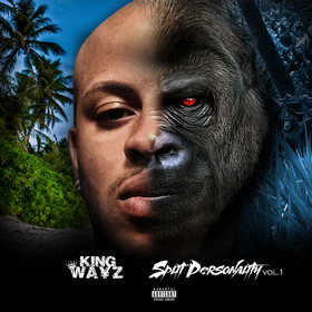 Split Personality Vol. 1 King Wayz front cover
