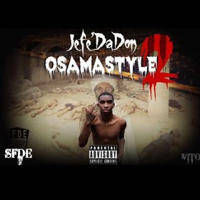 OsamaStyle 2 JefeDaDonnn front cover