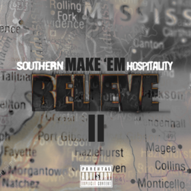 Make Em Believe 2 Southern Hospitality front cover
