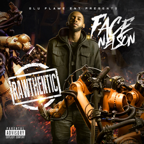 Rawthentic Face Nelson front cover