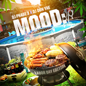 Mood: (Labor Day Edition) DJ Phase 3 front cover