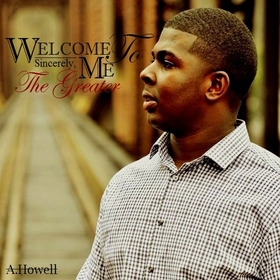 Welcome to Me A.Howell front cover
