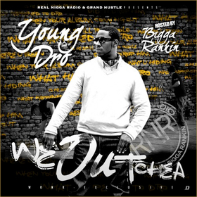 We Outchea Young Dro front cover