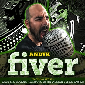 Fiver AndyK front cover