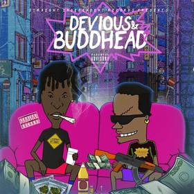 Devious & Buddhead Grizz front cover