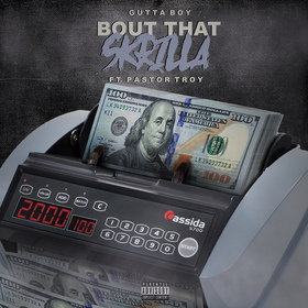 Bout That Skrilla Gutta Boy front cover