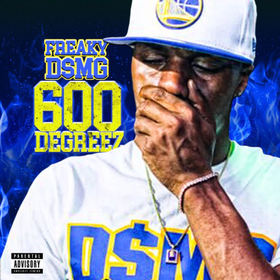600 Degreez DJ Jay T front cover