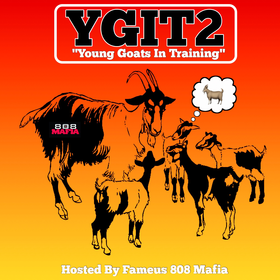 YGIT2 (Young Goats In Training) thebeatbullies front cover