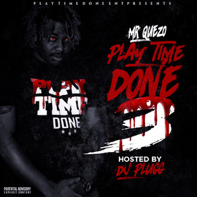 Play Time Done 3 Mr. Quezo front cover